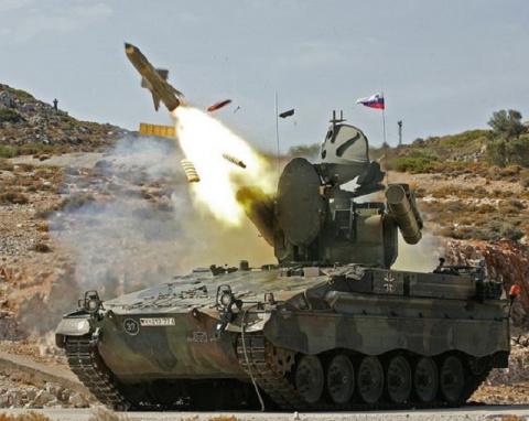 Подарок российским ПВО: как …