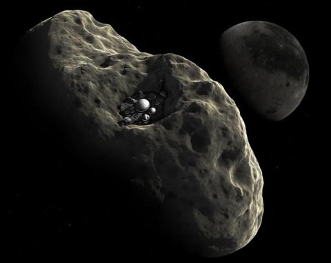 Новые сценарии освоения космоса человечеством