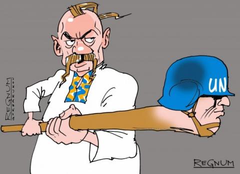 Украина: погружение в кровавый хаос