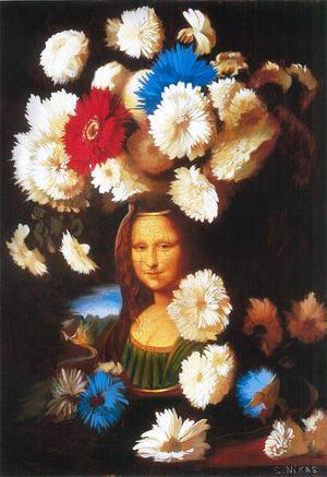 Цветы для Леонардо