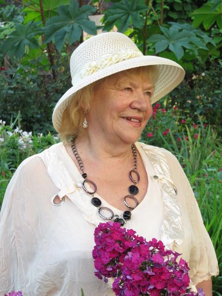 Валентина Кузнецова (Самохвалова)