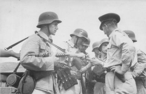 Британия, атакующая в 1945 г…