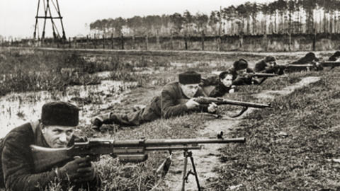 Битва за Москву: как столица встречала Рейх