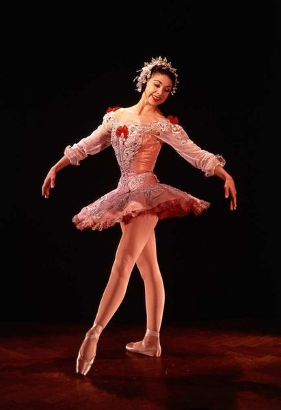 Прима-балерина ассолюта Марг…