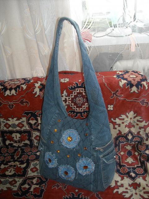 Дорожная сумка сшить своими руками