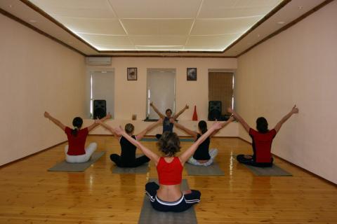Hangover Helper: Detox Yoga Flow
