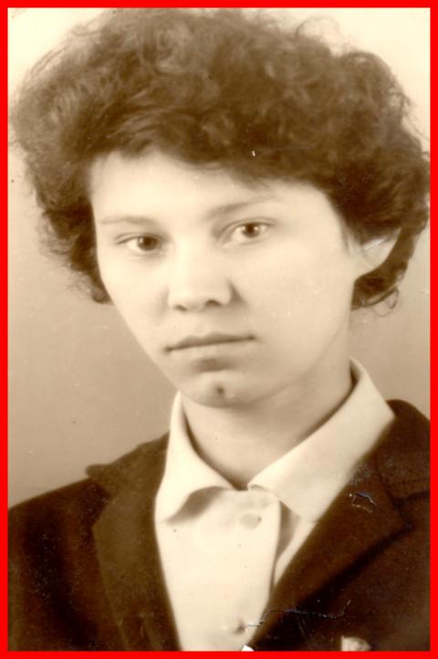 Рауза Садыкова (личноефото)