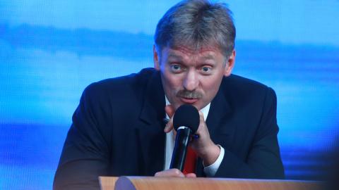 Дмитрий Песков «поймал за язык» президента Украины Петра Порошенко