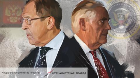 """Лавров об увольнении директора ФБР: """"Его уволили? Вы шутите!"""""""
