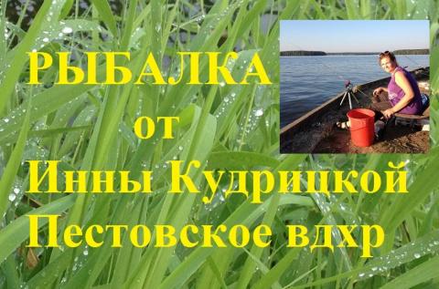 1258. Привет с рыбалки из района Пестовского водохранилища.