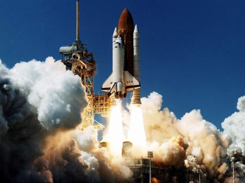 В NASA подозревают, что «Шаттлы» были сбиты неопознанным летающим объектом