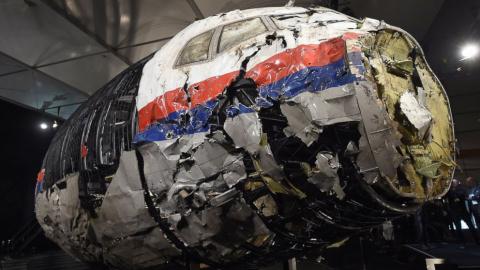 Кто взялся за Boeing MH17 и …