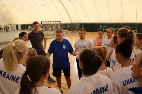Главный тренер сборной Украи…