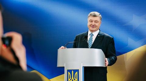 Пресс-конференция Порошенко:…