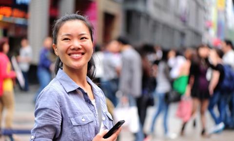 Как отличить китайца от японца, а японца от корейца? Это особое искусство