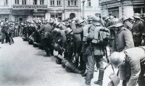 Последняя надежда Германии. …