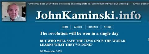 Антон Благин: кто спасёт евреев, когда мир узнает, что они сделали?
