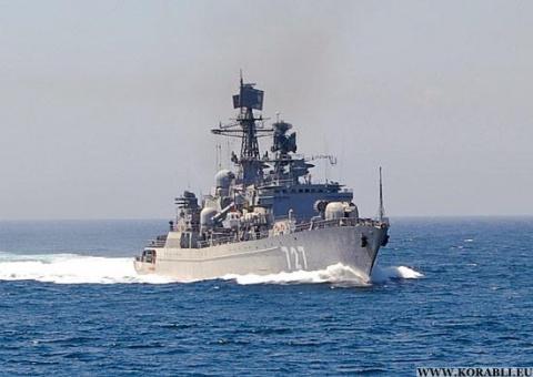 Активность ВМФ РФ в Европе п…
