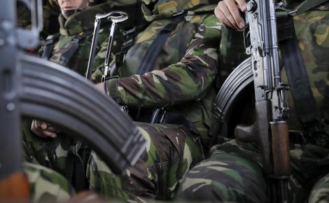 «Аватары» 53-й бригады: кто за водкой, кто до хаты