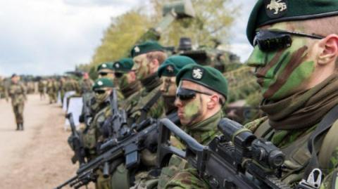 """""""Барбаросса 2.0"""": НАТО открывает прибалтийский фронт"""