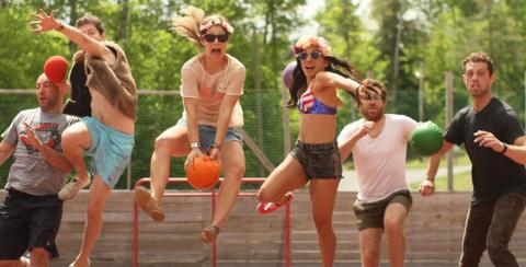 Отдых для взрослых в летнем лагере