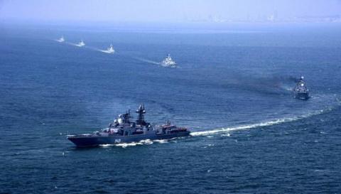 Флоты Китая и России выгонят НАТО из Балтики?