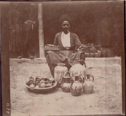 1900 год. Французский барон …