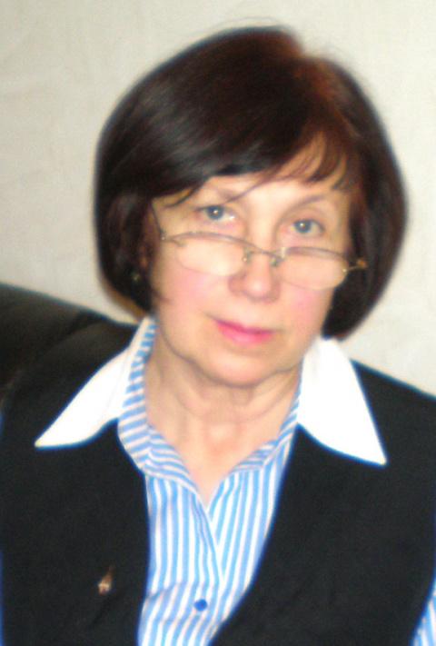Людмила Рассудихина