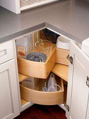 Дизайн кухонной мебели: фурн…