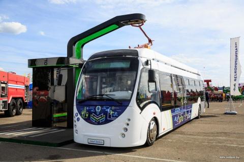 Первый ростовский электробус может стать экскурсионным