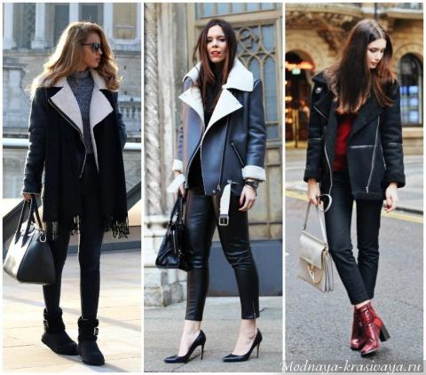 Модные дубленки осень-зима 2017-2018: креатив и женственность в натуральном виде