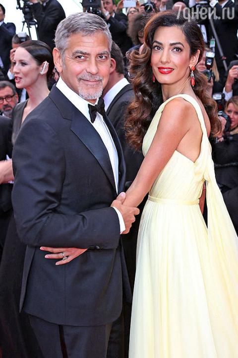 «Двойной удар»: Джордж Клуни…