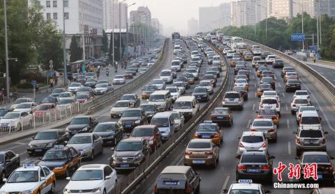 КНР прекращает производство автомобилей, работающих на бензине и дизельном топливе