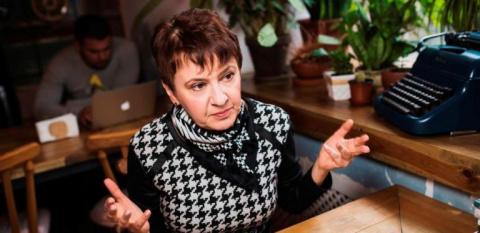 Украинская писательница назвала российские книги «гибридными» и заявила, что их пишут в ФСБ