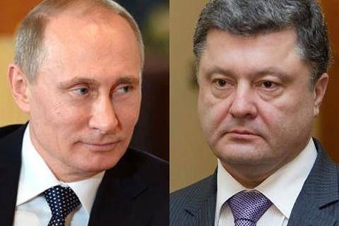 Путин переиграл Порошенко