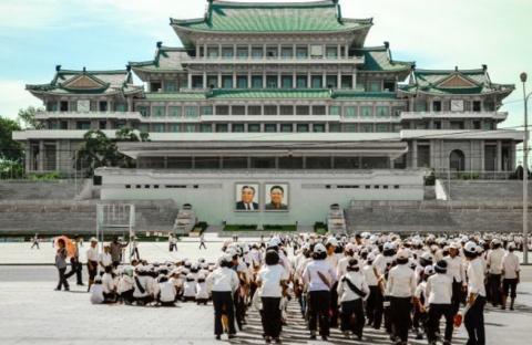 Американские санкции помогают развивать экономику Северной Кореи