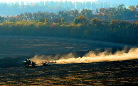 Чорнозём Украины: Рокфеллеры…