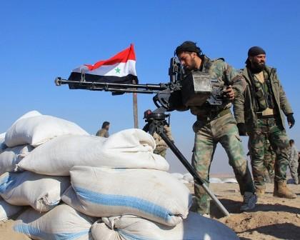 Сирия иИрак наращивают воен…