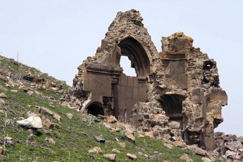 Древний Ани – город 1001 церкви