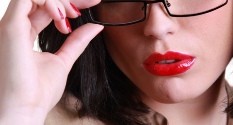 Лайфхаки для макияжа с очками