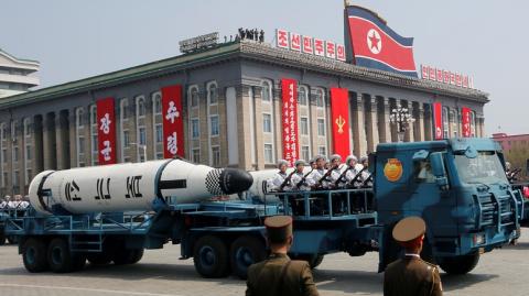 Der Spiegel: Китай надеется на помощь России в примирении США и Северной Кореи