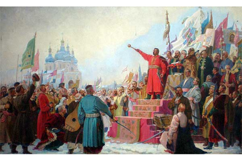 Если бы не Переяславская рад…