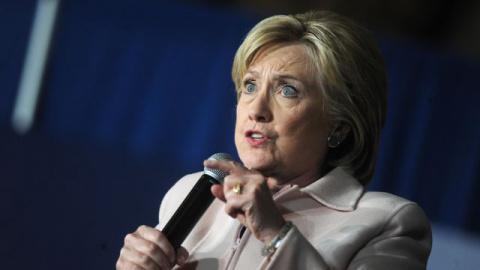 Ошибка Клинтон:  нельзя обижать пролетариат!
