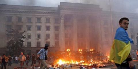 Три года спустя: в Одессе разрешили эксгумацию тел погибших в Доме профсоюзов