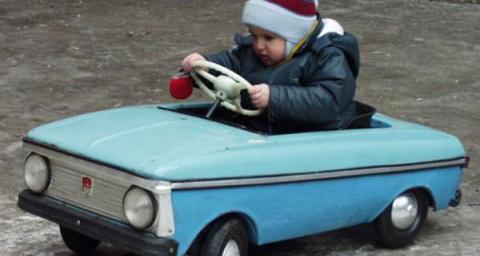 Раритет советского автопрома появился на улицах Волгограда