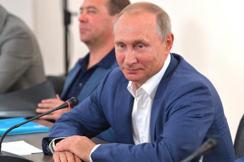 Почему бюджетники и пенсионеры будут за Путина?