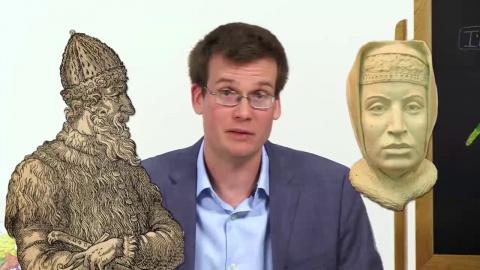 Так видят нашу историю на западе. Краткое описание истории России в изложении американского историка.