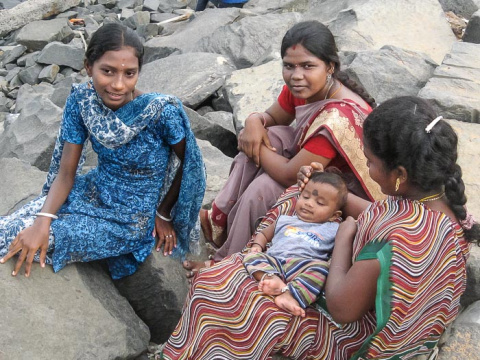 Почему мамы в Индии не наказывают детей
