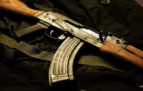 Оружие, взрывчатка и наркотики в Киеве