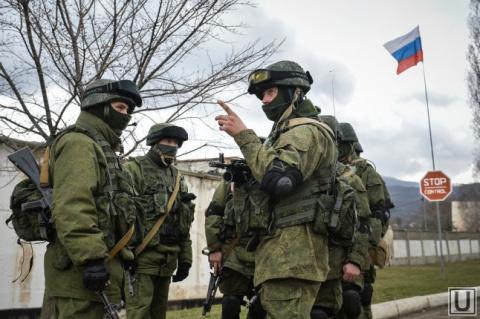 Крымский пограничник, бывшим соотечественникам
